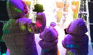ninos en Icebarcelona