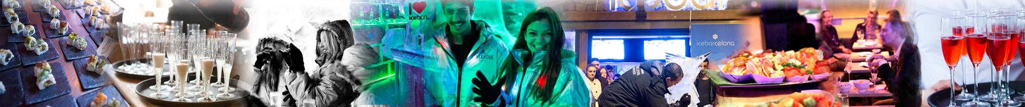 Eventos de empresa en ice Barcelona