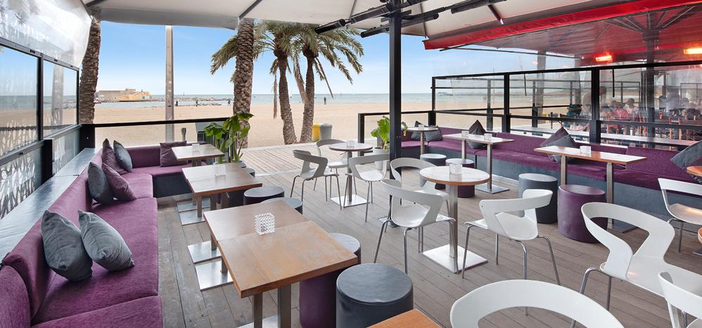 Bar Terraza Icebarcelona